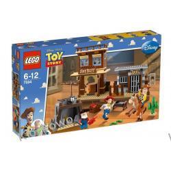 7594 SZERYF CHUDY! - KLOCKI LEGO TOY STORY