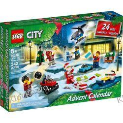 60268 KALENDARZ ADWENTOWY (City Advent Calendar) KLOCKI LEGO CITY