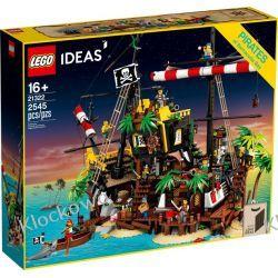 21322 PIRACI Z ZATOKI BARAKUD ( Pirates of Barracuda Bay) KLOCKI LEGO IDEAS