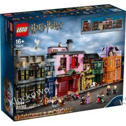 75978 ULICA POKĄTNA (Diagon Alley) KLOCKI LEGO HARRY POTTER
