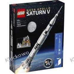 92176 LEGO RAKIETA NASA APOLLO (NASA Apollo Saturn V) KLOCKI LEGO IDEAS