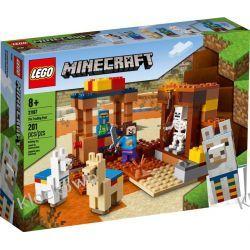 21167 PUNKT HANDLOWY (The Trading Post)- KLOCKI LEGO MINECRAFT