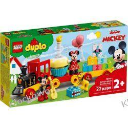 10941 URODZINOWY POCIĄG MYSZEK MIKI I MINNIE (Mickey & Minnie Birthday Train) KLOCKI LEGO DUPLO