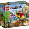 21164 RAFA KORALOWA (The Coral Reef)- KLOCKI LEGO MINECRAFT
