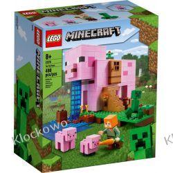 21170 DOM W KSZTAŁCIE ŚWINI (The Pig House)- KLOCKI LEGO MINECRAFT