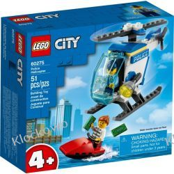 60275 HELIKOPTER POLICYJNY (Police Helicopter) KLOCKI LEGO CITY