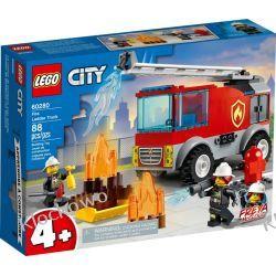60280 WÓZ STRAŻACKI Z DRABINĄ (Fire Ladder Truck) KLOCKI LEGO CITY