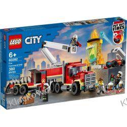 60282 STRAŻACKA JEDNOSTKA DOWODZENIA (Fire Command Unit) KLOCKI LEGO CITY