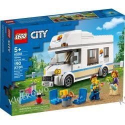 60283 WAKACYJNY KAMPER (Holiday Camper Van) KLOCKI LEGO CITY