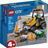 60284 POJAZD DO ROBÓT DROGOWYCH (Roadwork Truck) KLOCKI LEGO CITY