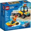 60286 PLAŻOWY QUAD RATUNKOWY (Beach Rescue ATV) KLOCKI LEGO CITY