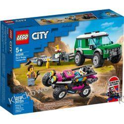 60288 TRANSPORTER ŁAZIKA WYŚCIGOWEGO (Race Buggy Transporter) KLOCKI LEGO CITY