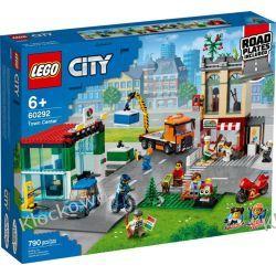 60292 CENTRUM MIASTA (Town Centre) KLOCKI LEGO CITY