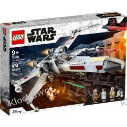 75301 MYŚLIWIEC X-WING LUKE'A SKYWALKERA (Luke Skywalker's X-wing Fighter) - KLOCKI LEGO STAR WARS