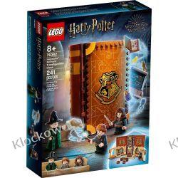 76382 CHWILE Z HOGWARTU: ZAJĘCIA Z TRANSFIGURACJI (Hogwarts Moment: Transfiguration Class) KLOCKI LEGO HARRY POTTER