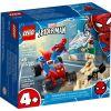 76172 POJEDYNEK SPIDERMANA Z SANDMANEM (Spider-Man and Sandman Showdown) - KLOCKI LEGO SUPER HEROES