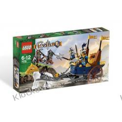7078 KRÓLEWSKI RYDWAN BOJOWY LEGO CASTLE