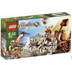 7040 OBRONA KOPALNI KRASNALI KLOCKI LEGO CASTLE