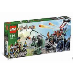 7038 WAGON SZTURMOWY TROLLI LEGO CASTLE