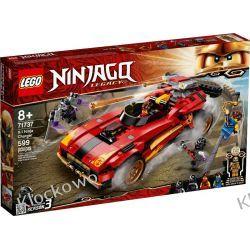 71737 NINJAŚCIGACZ X-1 (X-1 Ninja Charger) KLOCKI LEGO NINJAGO