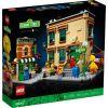 21324 ULICA SEZAMKOWA (123 Sesame Street) - KLOCKI LEGO EXCLUSIVE