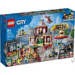 60271 RYNEK (Main Square) KLOCKI LEGO CITY