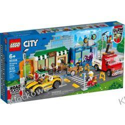 60306 ULICA HANDLOWA (Shopping Street) KLOCKI LEGO CITY