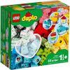 10909 PUDEŁKO Z SERDUSZKIEM (Heart Box) KLOCKI LEGO DUPLO