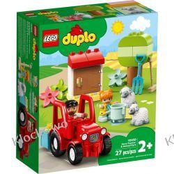 10950 TRAKTOR I ZWIERZĘTA GOSPODARSKIE ( Farm Tractor & Animal Care) KLOCKI LEGO DUPLO
