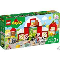 10952 STODOŁA, TRAKTOR I ZWIERZĘTA GOSPODARSKIE (Barn, Tractor & Farm Animal Care) KLOCKI LEGO DUPLO