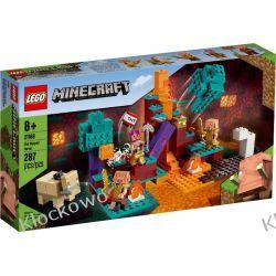 21168 SPACZONY LAS (The Warped Forest)- KLOCKI LEGO MINECRAFT