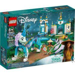 43184 RAYA I SMOK SISU (Raya and Sisu Dragon) KLOCKI LEGO DISNEY PRINCESS