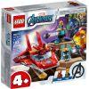 76170 IRON MAN KONTRA THANOS (Iron Man vs. Thanos) - KLOCKI LEGO SUPER HEROES