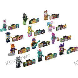 43101 BANDMATES SERIA 1 KLOCKI LEGO VIDIYO - KOMPLET 12 MODELI