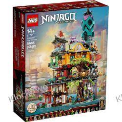 71741 OGRODY NINJAGO® (NINJAGO City Gardens) - KLOCKI LEGO EXCLUSIVE