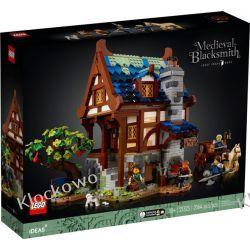 21325 KUŹNIA (Medieval Blacksmith)  KLOCKI LEGO IDEAS