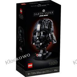 75304 HEŁM DARTHA VADERA (Darth Vader Helmet) - KLOCKI LEGO STAR WARS