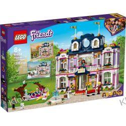 41684 WIELKI HOTEL W MIEŚCIE W HEARTLAKE CITY (Heartlake City Grand Hotel) KLOCKI LEGO FRIENDS