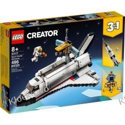 31117 PRZYGODA W PROMIE KOSMICZNYM (Space Shuttle Adventure) KLOCKI LEGO CREATOR