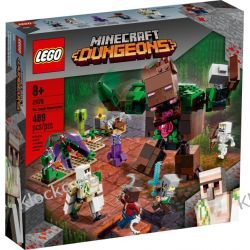 21176 POSTRACH DŻUNGLI (The Jungle Abomination)- KLOCKI LEGO MINECRAFT