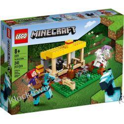 21171 STAJNIA (The Horse Stable)- KLOCKI LEGO MINECRAFT