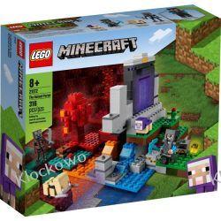 21172 ZNISZCZONY PORTAL (The Ruined Portal)- KLOCKI LEGO MINECRAFT