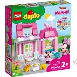 10942 DOM I KAWIARNIA MYSZKI MINNIE (Minnie's House and Cafe) - KLOCKI LEGO DUPLO