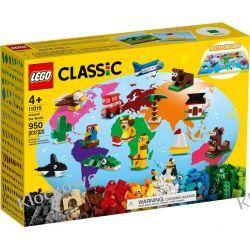 11015 DOOKOŁA ŚWIATA (Around the World) KLOCKI LEGO CLASSIC