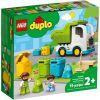 10945 ŚMIECIARKA I RECYKLING (Garbage Truck and Recycling) KLOCKI LEGO DUPLO
