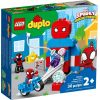 10940 KWATERA GŁÓWNA SPIDER-MANA (Spider-Man Headquarters) KLOCKI LEGO DUPLO