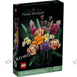 10280 BUKIET KWIATÓW (Flower Bouquet) KLOCKI LEGO
