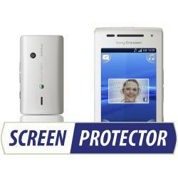 Profesjonalny zestaw folii ochronnych Screen Protector do telefonu Sony Ericsson Xperia X8