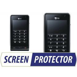 Profesjonalny zestaw folii ochronnych Screen Protector do telefonu LG KU990 / LG KU990i