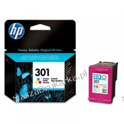 Tusz HP 301,  HP 1050, 1050A, 2050 oryginalny kolor CH562EE